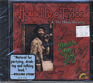 Hound Dog Taylor And The Houserockers CD