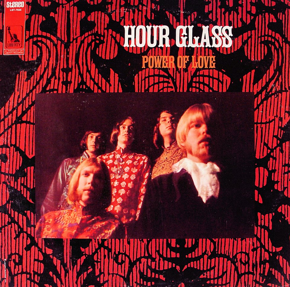 "Hour Glass Vinyl 12"" (Used)"