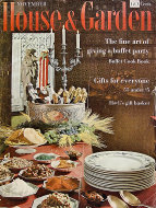 House & Garden Vol. 118 No. 5 Magazine