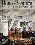 House Beautiful Vol. 108 No. 7 Magazine