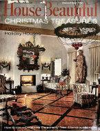 House Beautiful Vol. 109 No. 12 Magazine