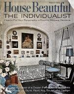 House Beautiful Vol. 109 No. 3 Magazine
