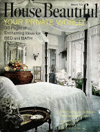 House Beautiful Vol. 110 No. 3 Magazine