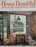 House Beautiful Vol. 110 No. 5 Magazine