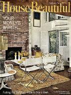 House Beautiful Vol. 111 No. 2 Magazine