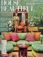 House Beautiful Vol. 120 No. 10 Magazine
