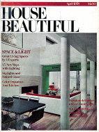 House Beautiful Vol. 120 No. 4 Magazine
