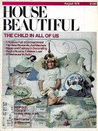 House Beautiful Vol. 120 No. 8 Magazine