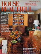 House Beautiful Vol. 121 No. 2 Magazine