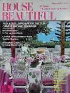 House Beautiful Vol. 121 No. 3 Magazine