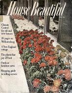 House Beautiful Vol. 99 No. 5 Magazine