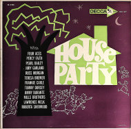 "House Party Vinyl 12"" (Used)"