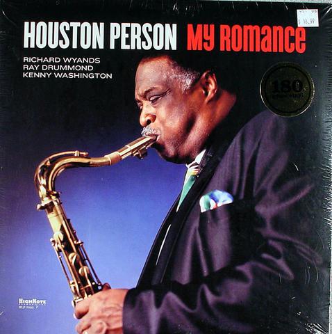 """Houston Person Vinyl 12"""" (New)"""