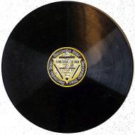 How High the Moon Homemade Vinyl