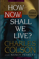 How Now Shall We Live? Book