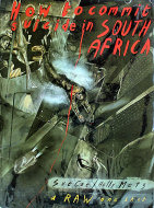 How To Commit Suicide In South Africa Comic Book
