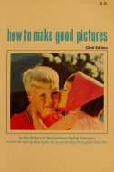 How To Make Good Pictures Book