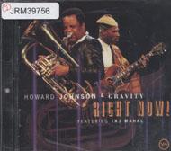Howard Johnson & Gravity CD