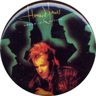 Howard Jones Pin