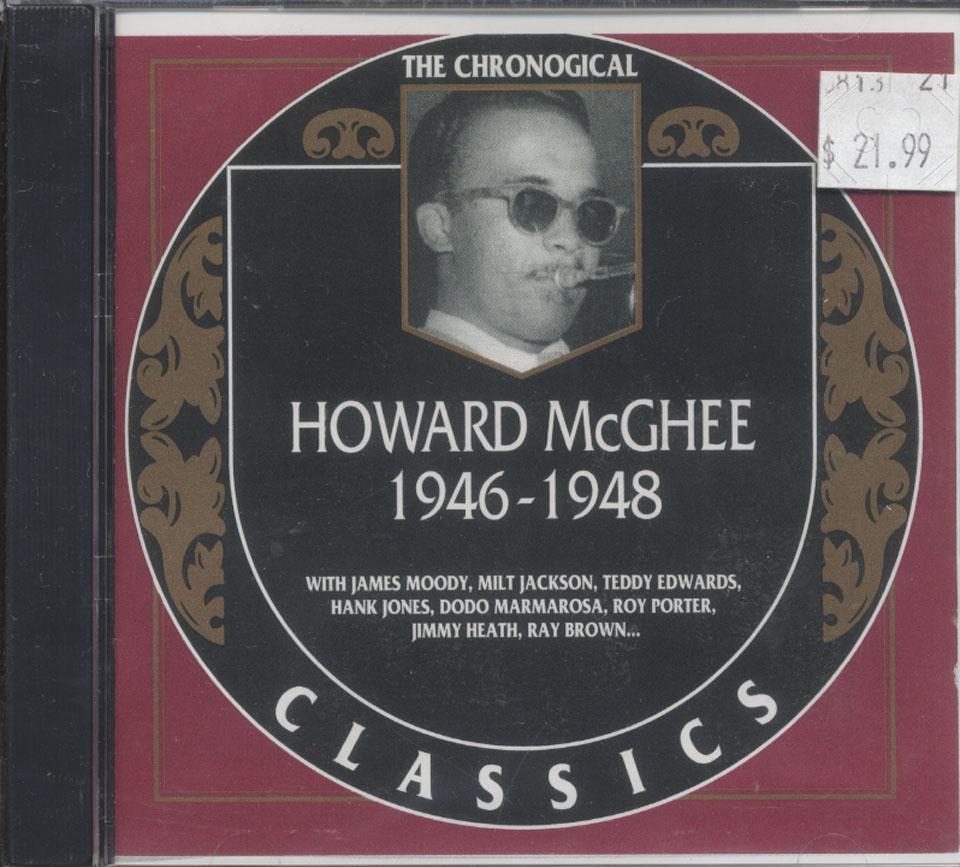 Howard McGhee CD