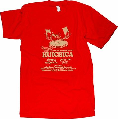 Huichica Music Festival Men's T-Shirt
