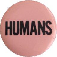 Humans Pin