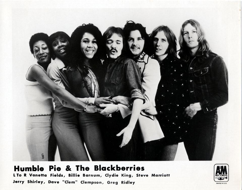 Humble Pie Promo Print