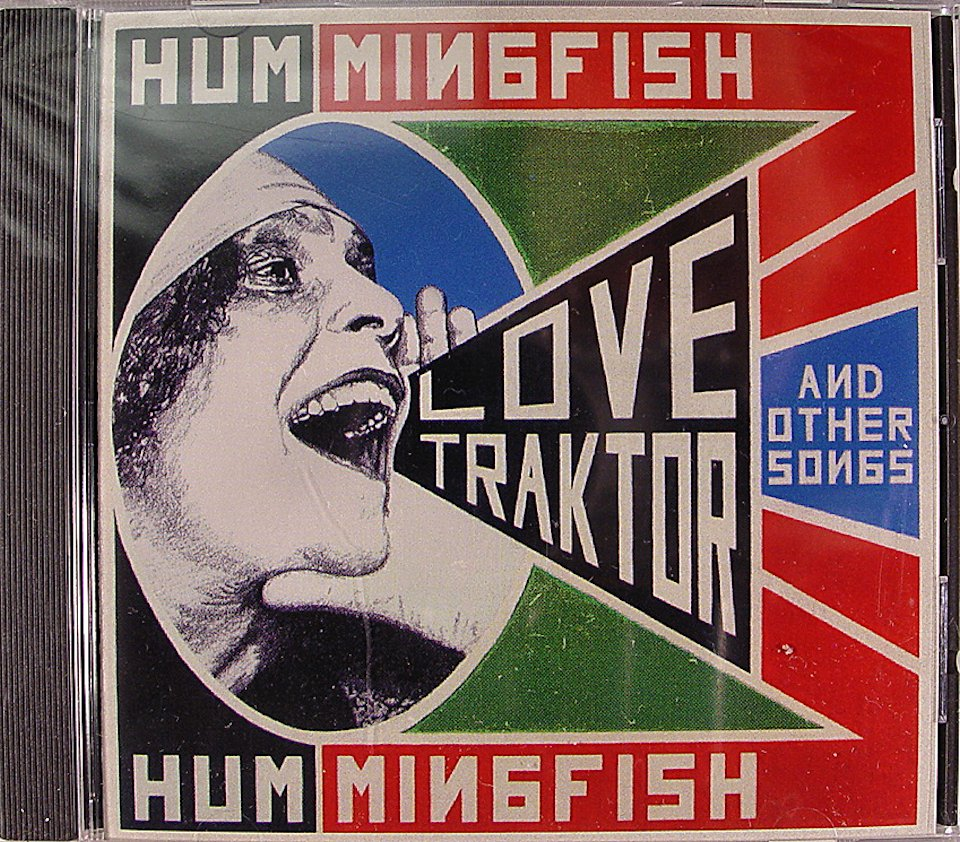 Hummingfish CD
