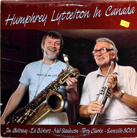 """Humphrey Lyttelton Vinyl 12"""" (Used)"""