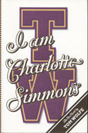 I Am Charlotte Simmons Book