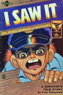 I Saw It Comic Book