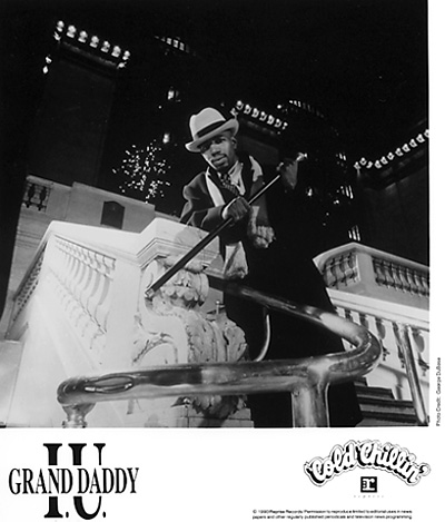 I. U. Grand Daddy Promo Print