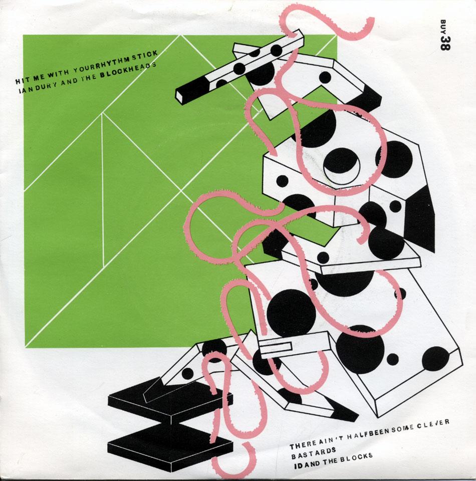 """Ian Dury & The Blockheads Vinyl 7"""" (Used)"""