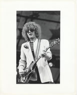 Ian Hunter Vintage Print