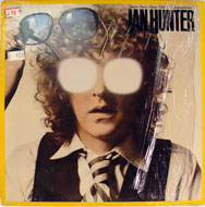 "Ian Hunter Vinyl 12"" (Used)"
