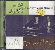 Ian Shaw / Cedar Walton CD