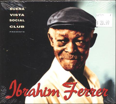 Ibrahim Ferrer CD