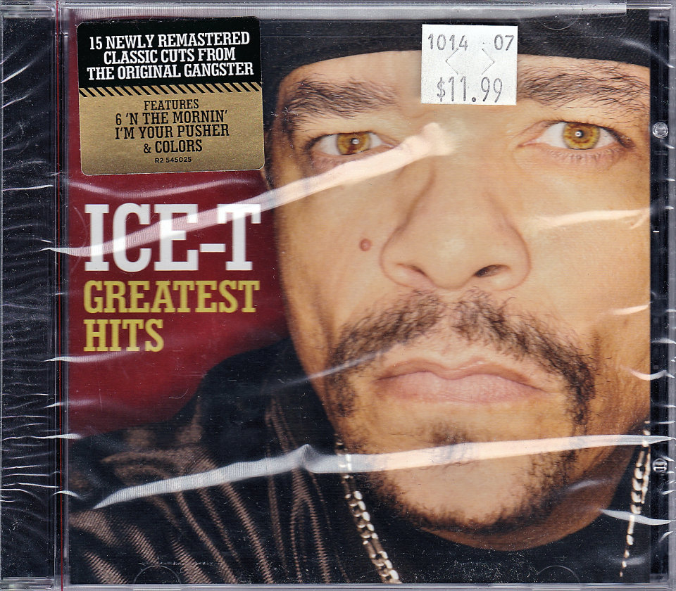 Ice-T CD
