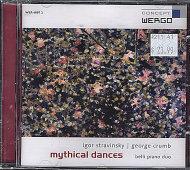 Igor Stravinsky / George Crumb CD