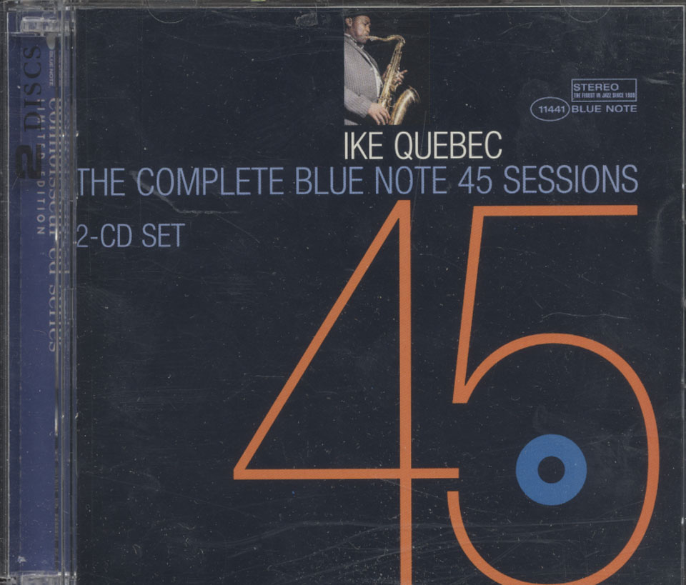 Ike Quebec CD