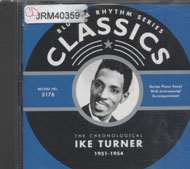 Ike Turner CD