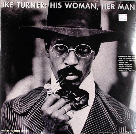 """Ike Turner Vinyl 12"""" (New)"""
