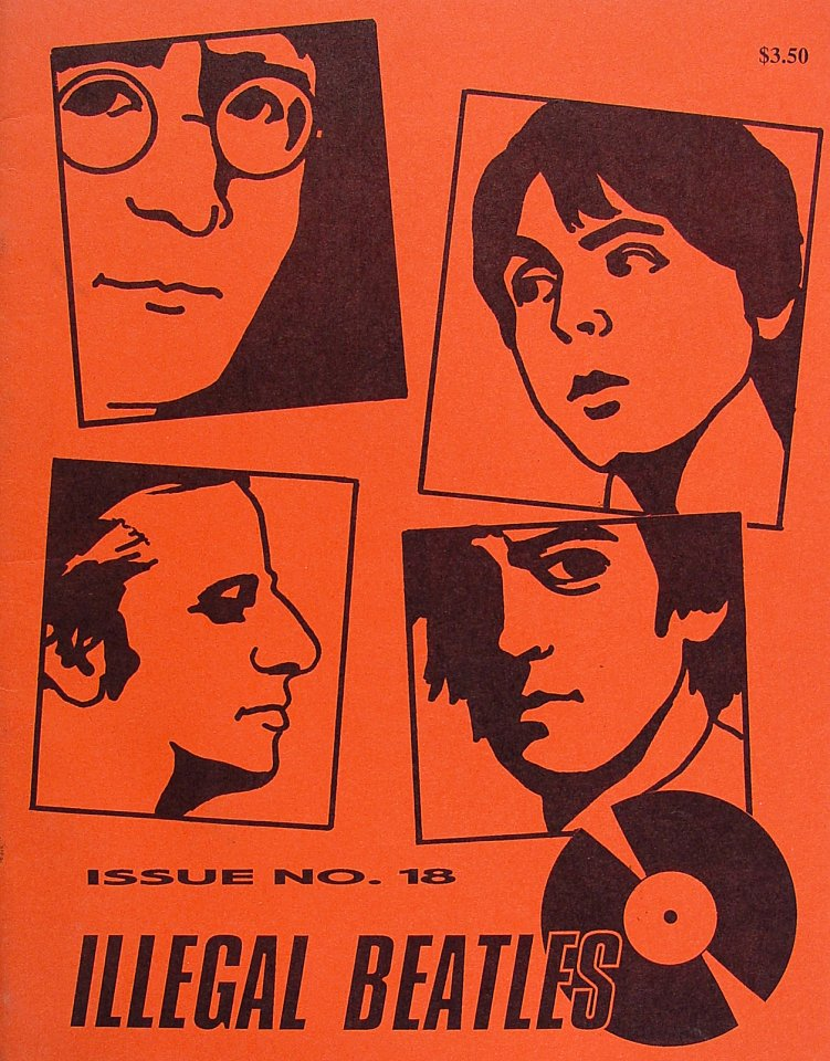 Illegal Beatles No. 18