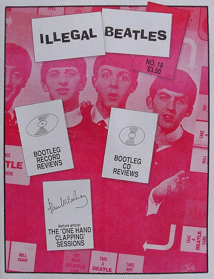 Illegal Beatles No. 19