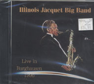 Illinois Jacquet & His Big Band CD