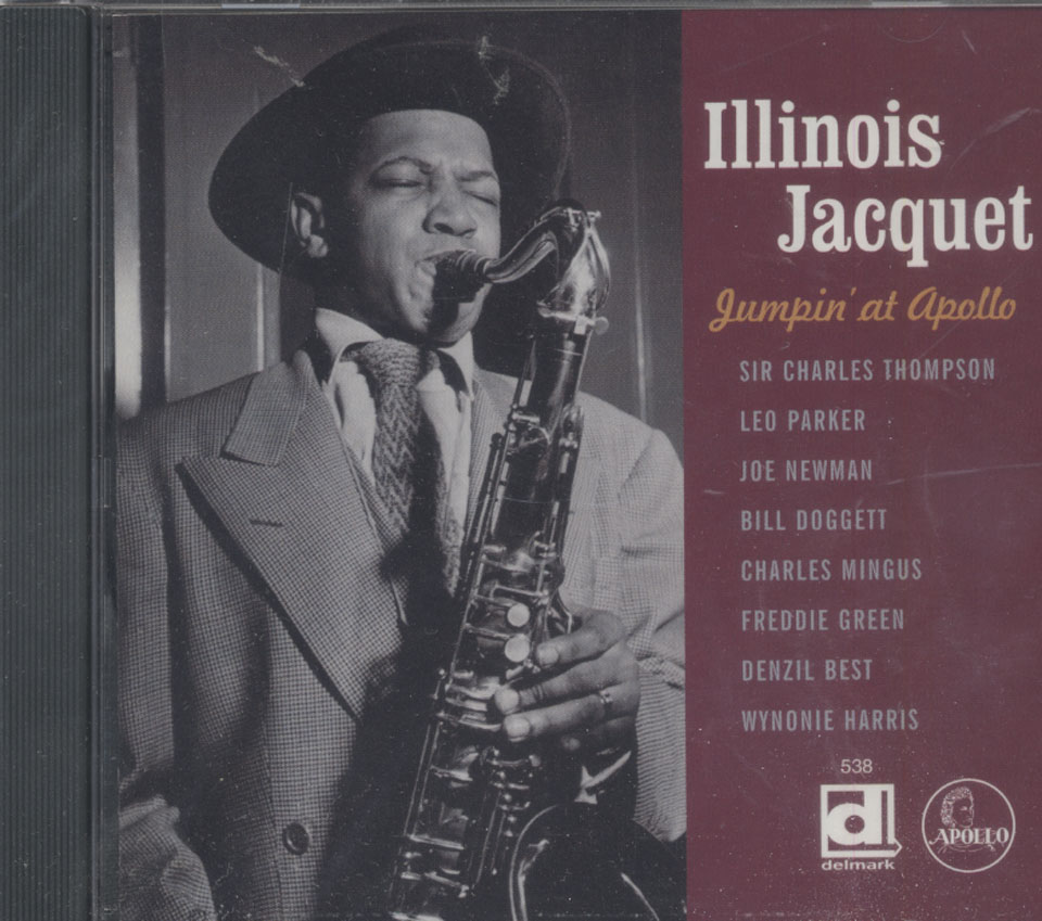 Illinois Jacquet CD
