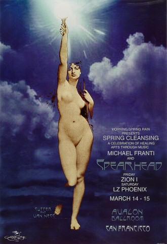 Michael Franti Poster