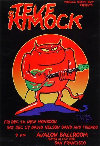Steve Kimock Poster