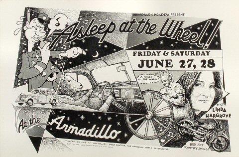 Asleep at the Wheel Poster