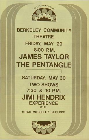 James Taylor Program